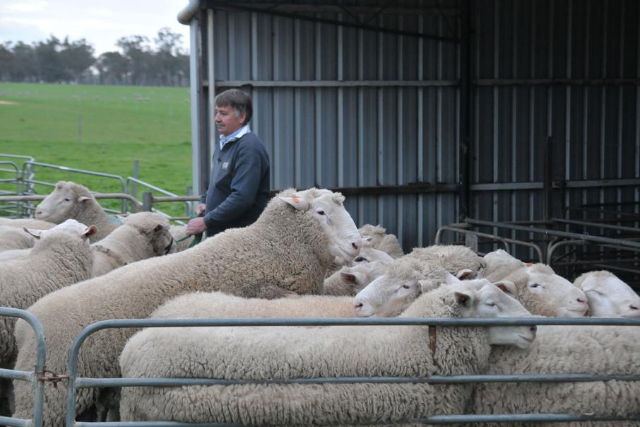 Farmer confidence boosted by wet months