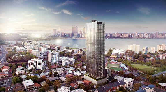 Proposed apartments hit new heights