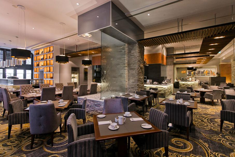 Firewater Grille named best hotel restaurant
