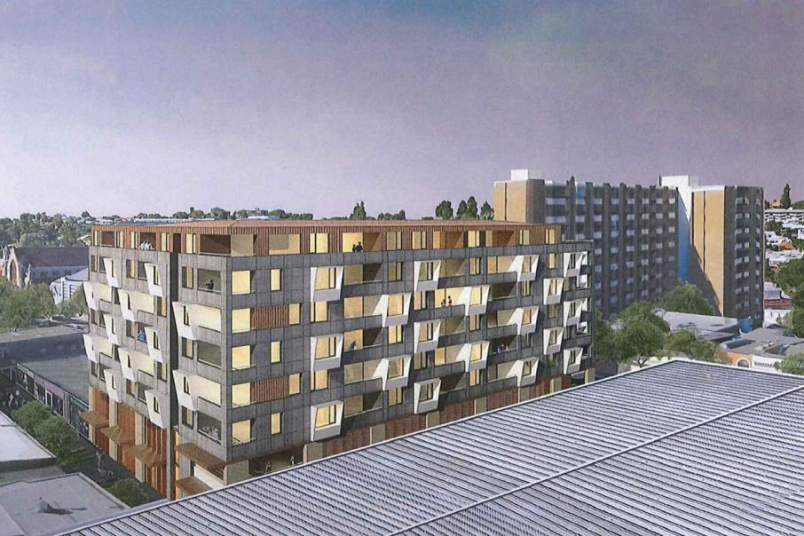 DAP rejection for Freo apartments