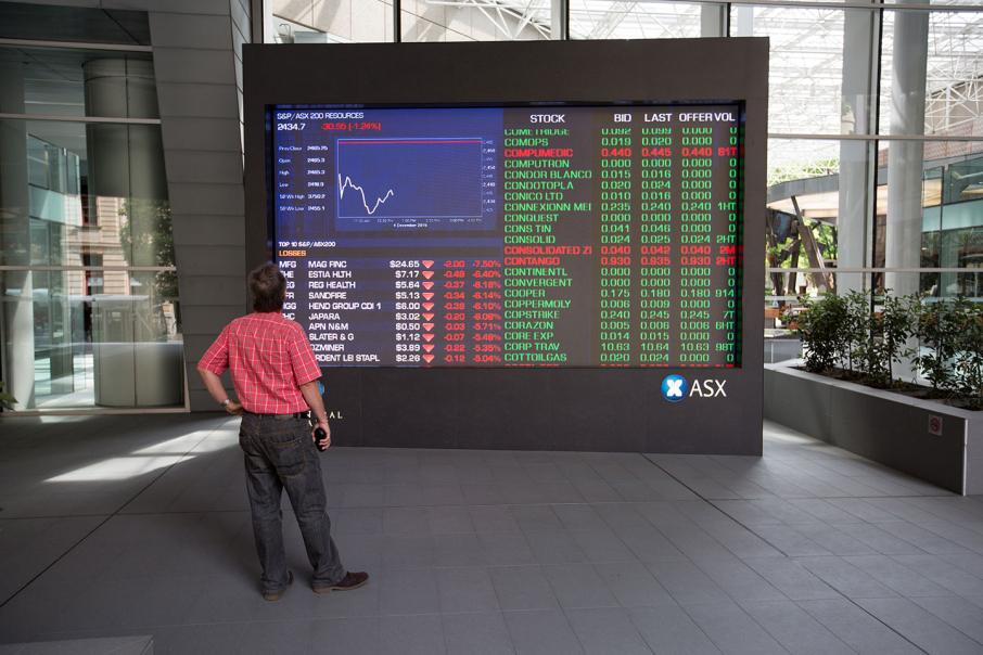 Galaxy, Resolute join ASX 200