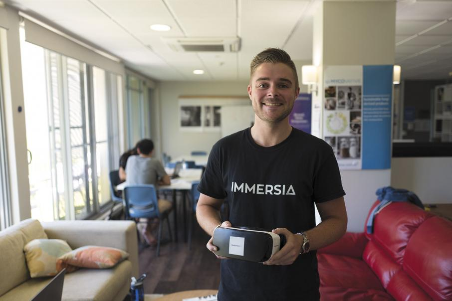 App/tech business of the week ~ Immersia