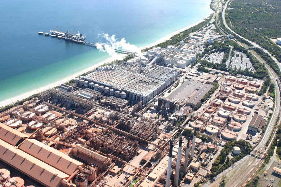 Refinery costs a threat to Kwinana
