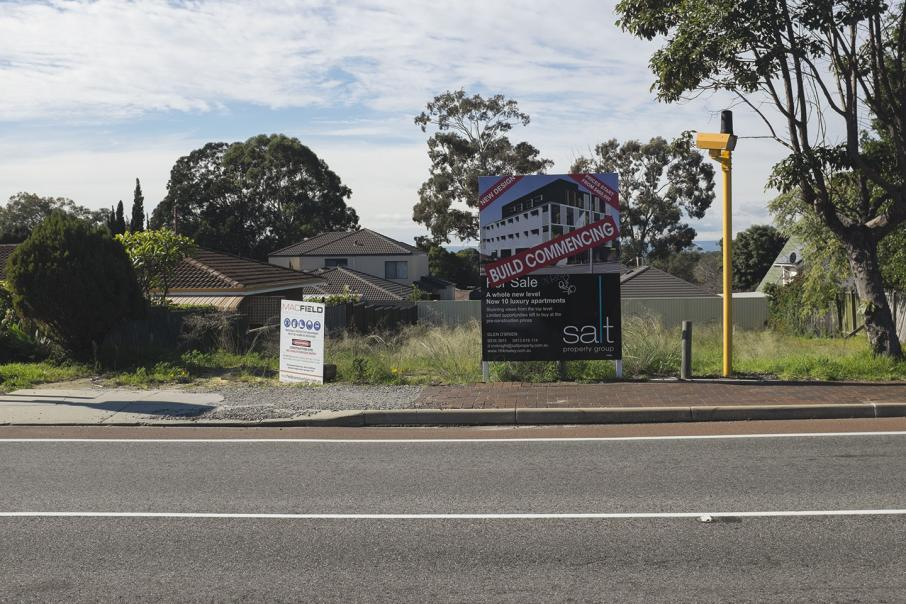 Melville residents join mid-rise push