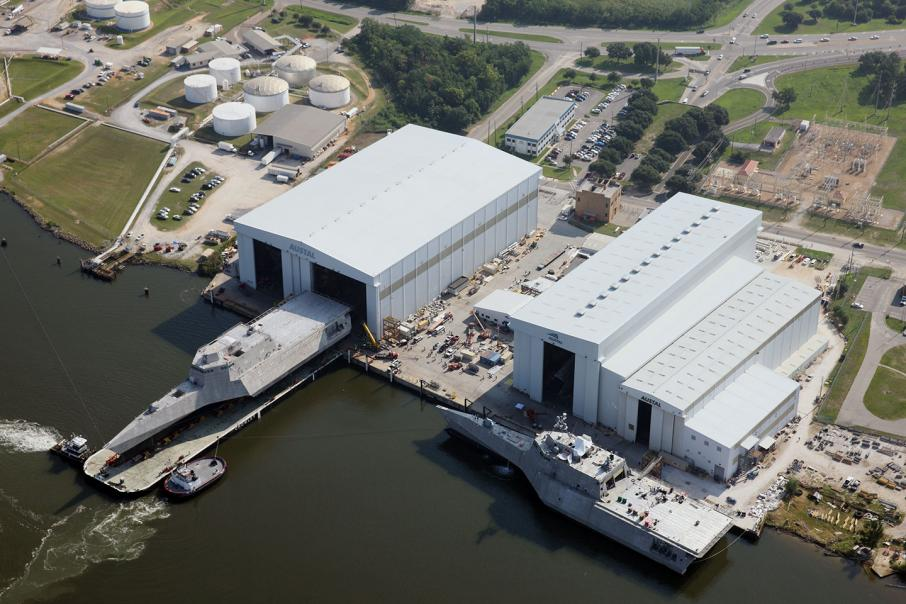 Austal flags $121m earnings hit