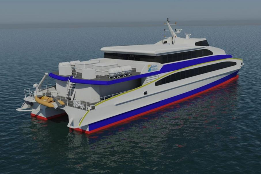 Austal JV wins $10m ferry contract