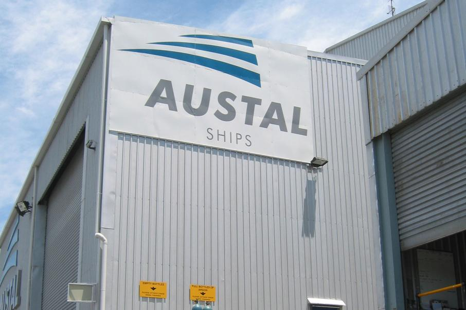 Austal in $22m contract win