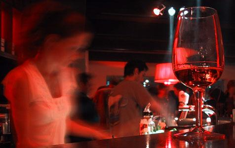 Eclectic small bar scene brings benefits