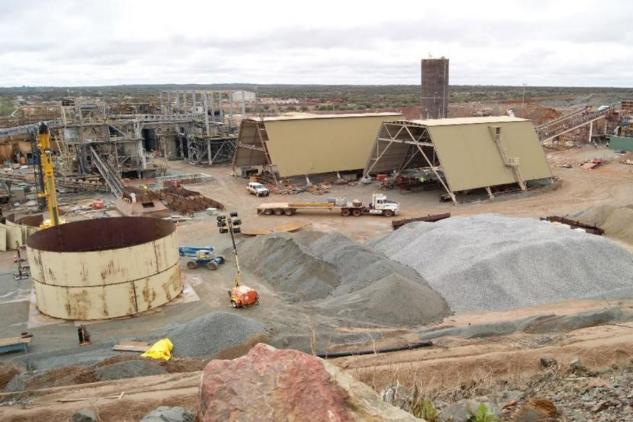 Blackham raises $25m ahead of first gold pour