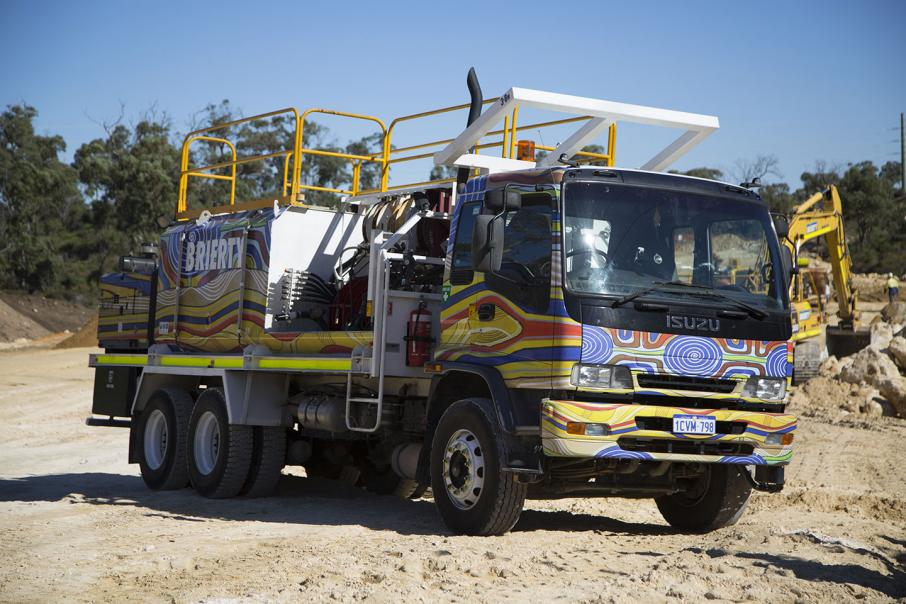 Brierty expects $5m half-year profit