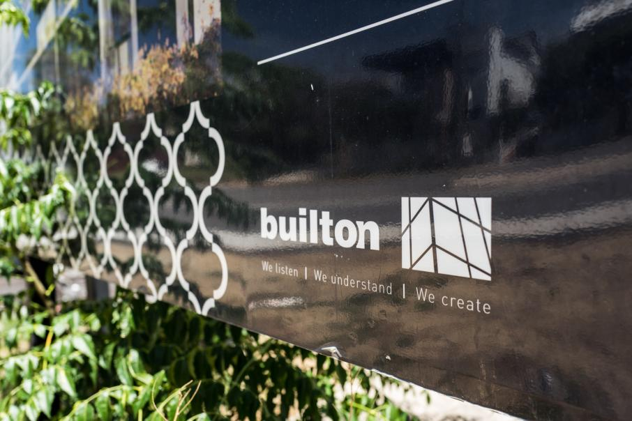 Fierce competition for Builton works