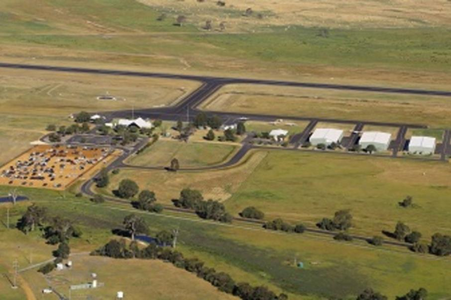 Expansion under way at Busselton airport