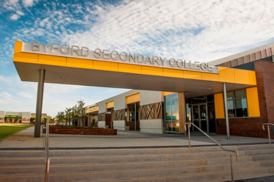 Pact wins $11m job on Byford Secondary College