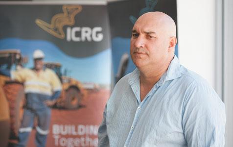 McGlinn to lead ICRG
