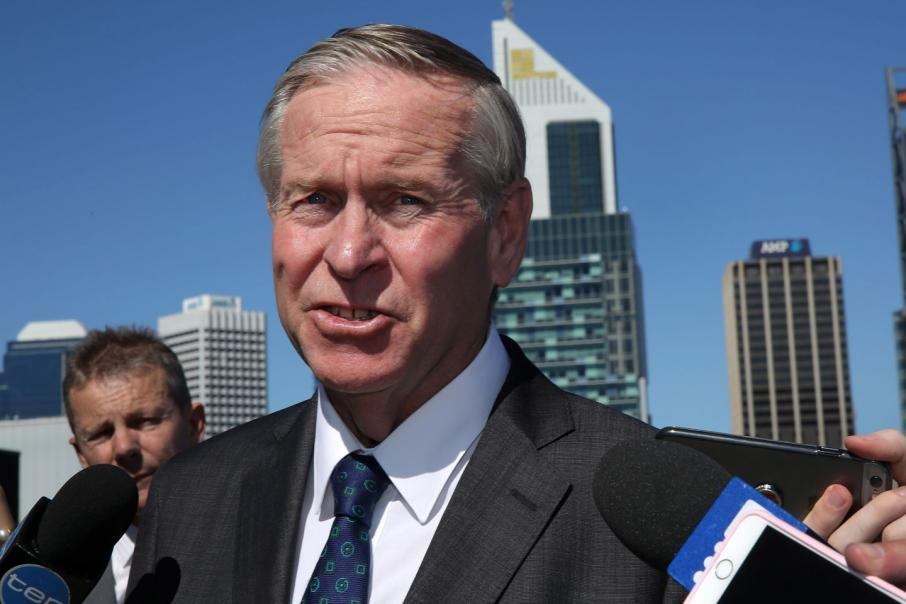 Barnett likens private poll to silent coup