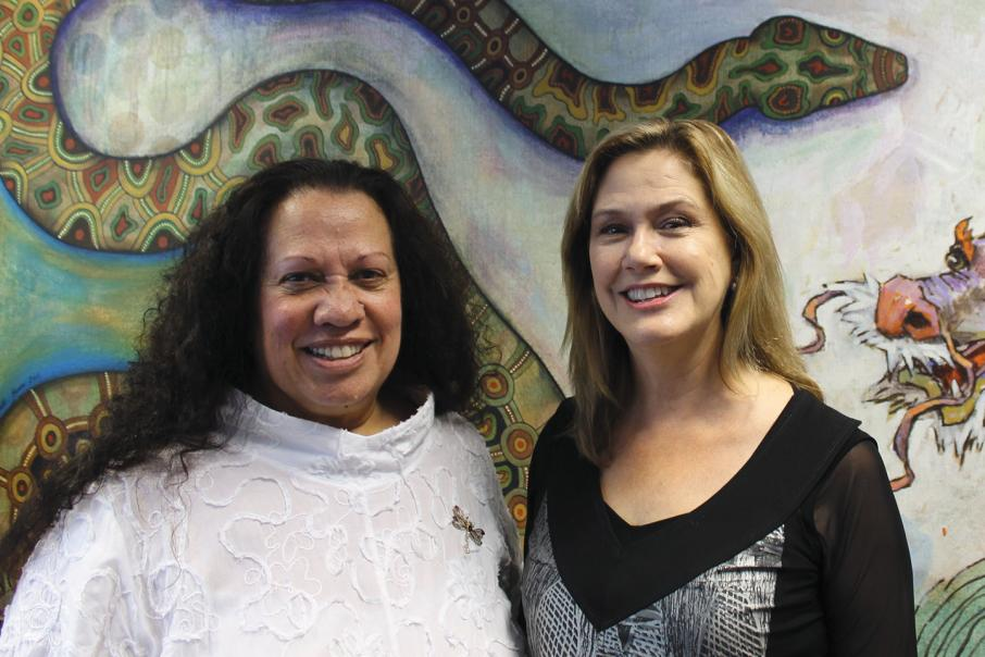 Initiative plots pathways for Aboriginal women's leadership