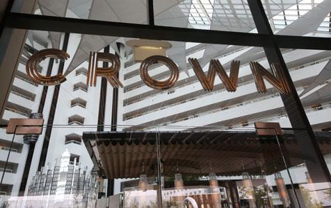 We need to activate Perth: Crown