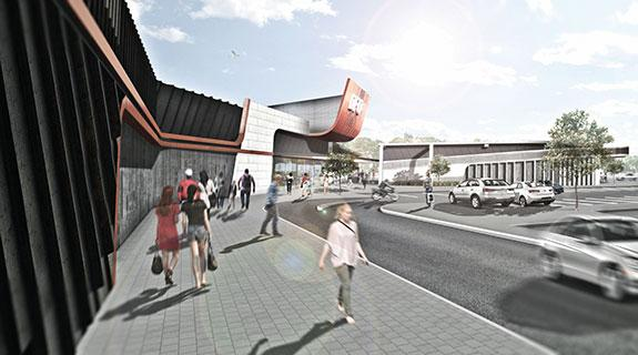 New outlet centre at Perth Airport