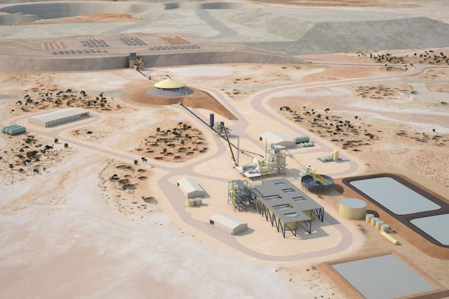 Dacian to raise $110m for Mt Morgans