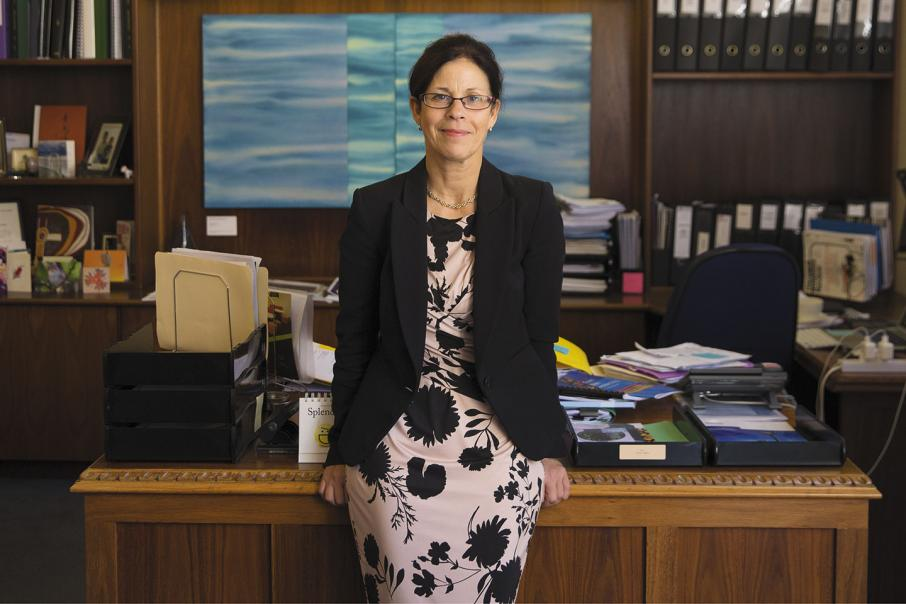 New UWA leader rolls on with transformation