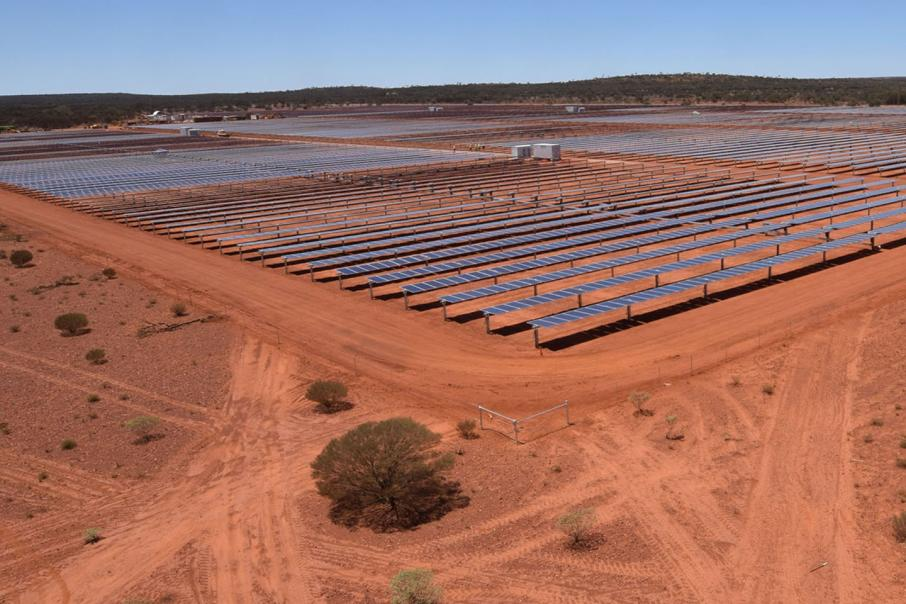 $40m solar facility commissioned