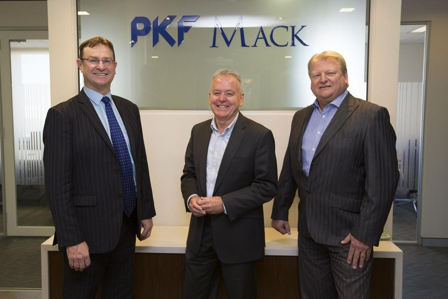 PKF Mack merges with Pike Skinner