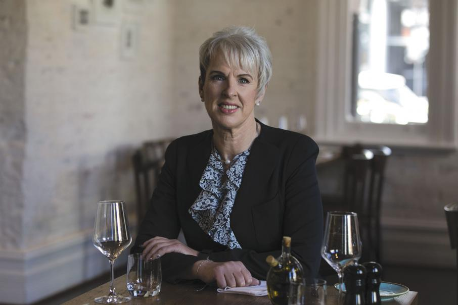 CEO lunch with Diane Smith-Gander