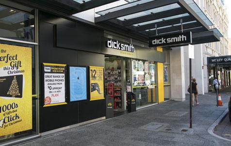 Short circuit at Dick Smith