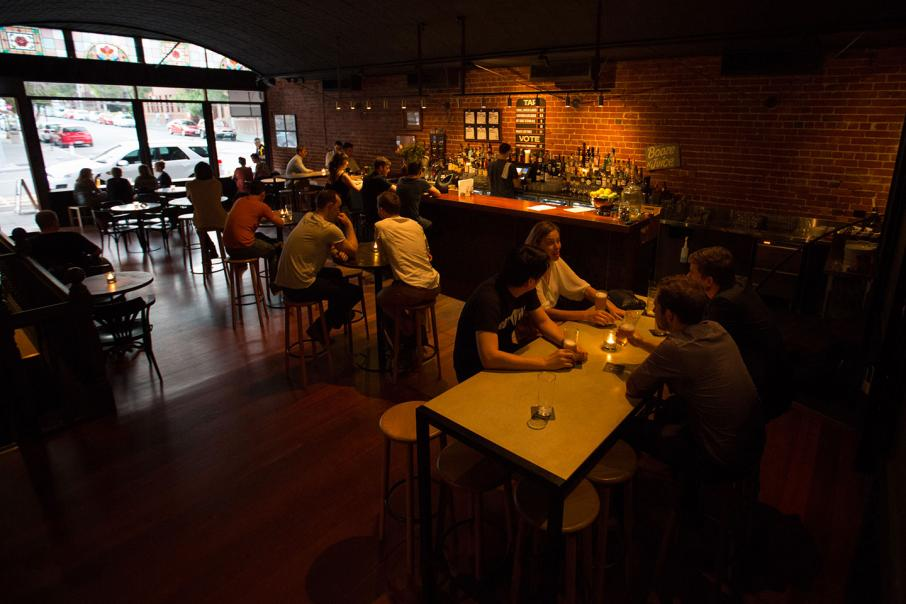 Red tape cuts for restaurants