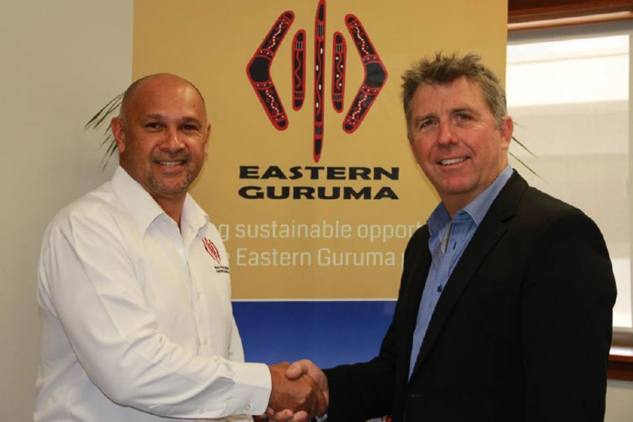 EMC forms partnership with Eastern Guruma