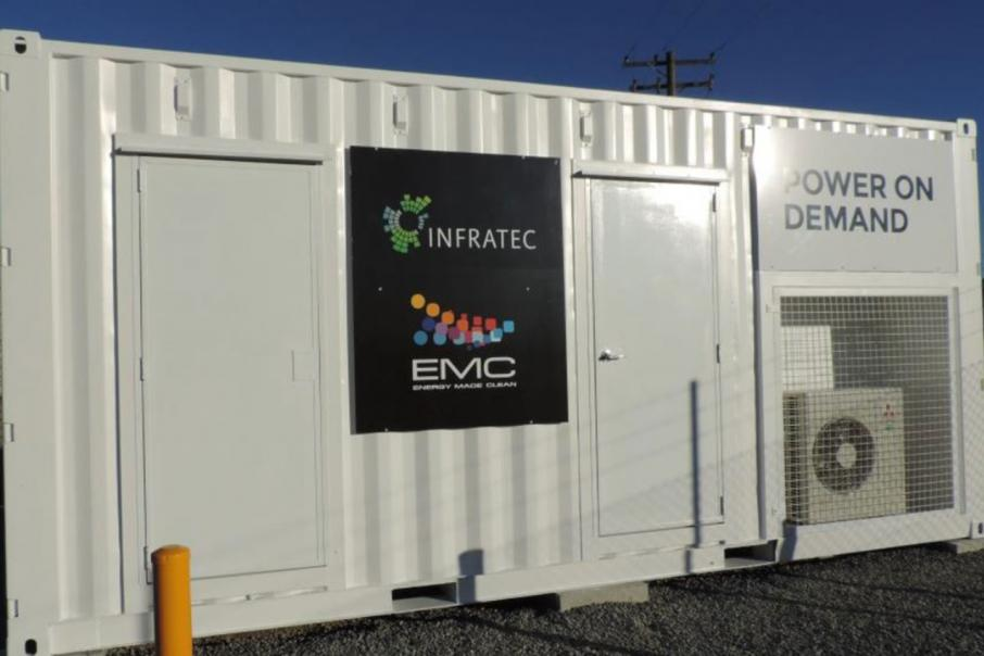 EMC delivers battery tech to NZ partner