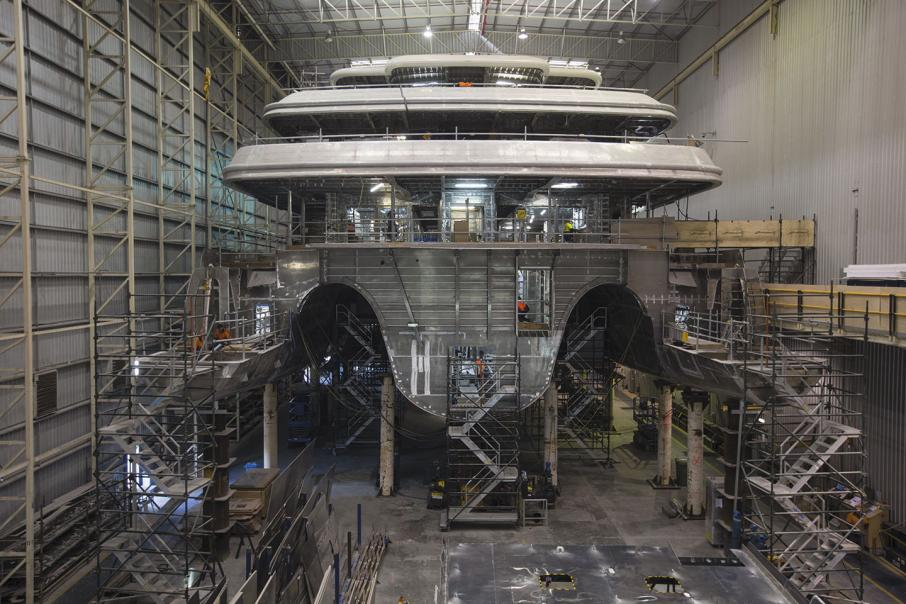 Echo Yachts builds on local expertise