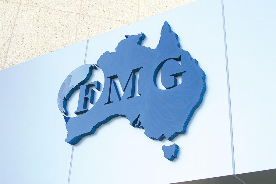 Fortescue joins top 50 listed companies