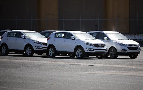 Green shoots in car sales