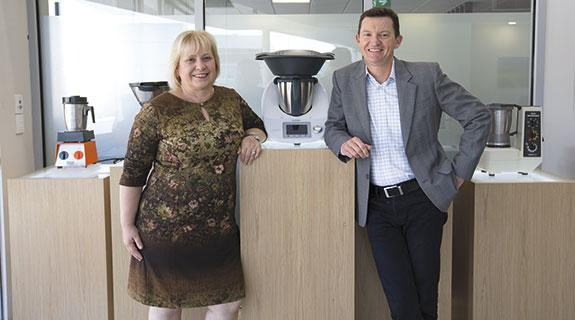 Minderoo exec joins Thermomix