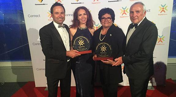 Diverse winners in indigenous awards
