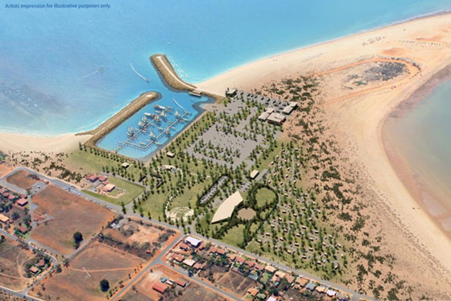Tourism focus for Hedland marina