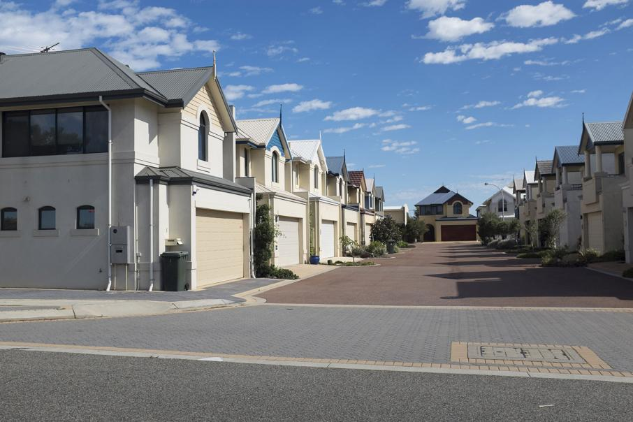 Small improvement in Perth home prices