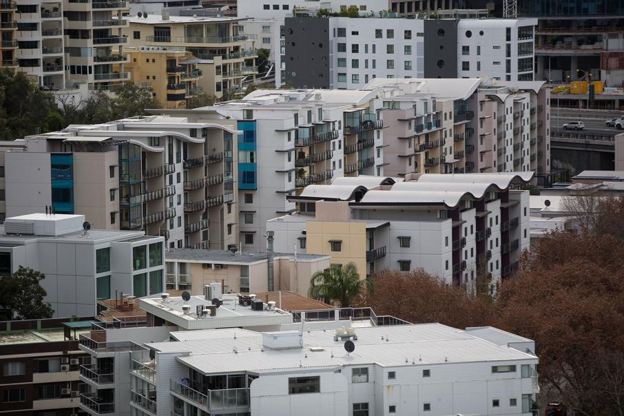 Residential vacancy rate at new high
