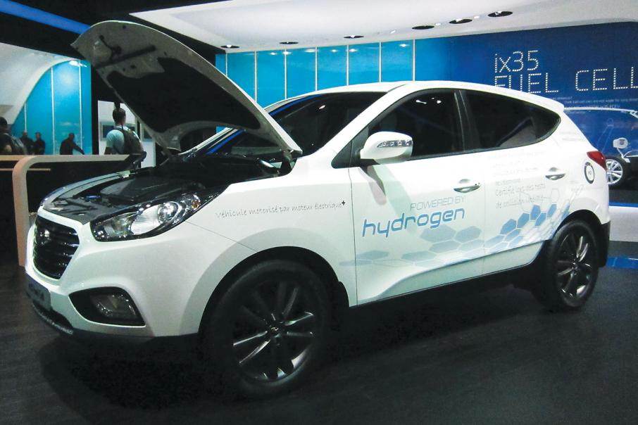 Hazer fines the future of hydrogen