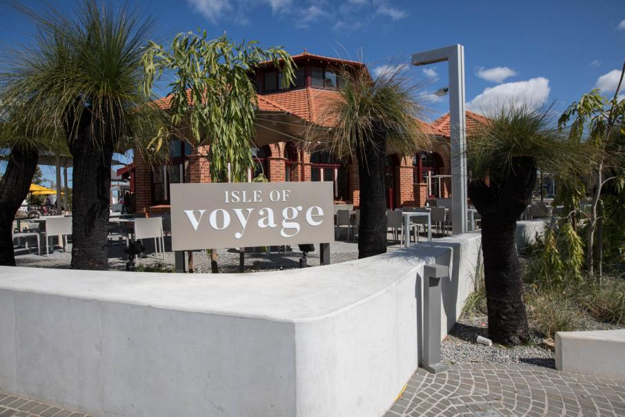 Isle of Voyage to open at Elizabeth Quay