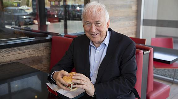 Fast food king Cowin as good as a Buffett