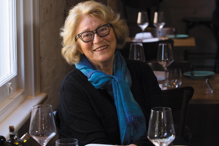 CEO lunch with Janet Holmes a Court