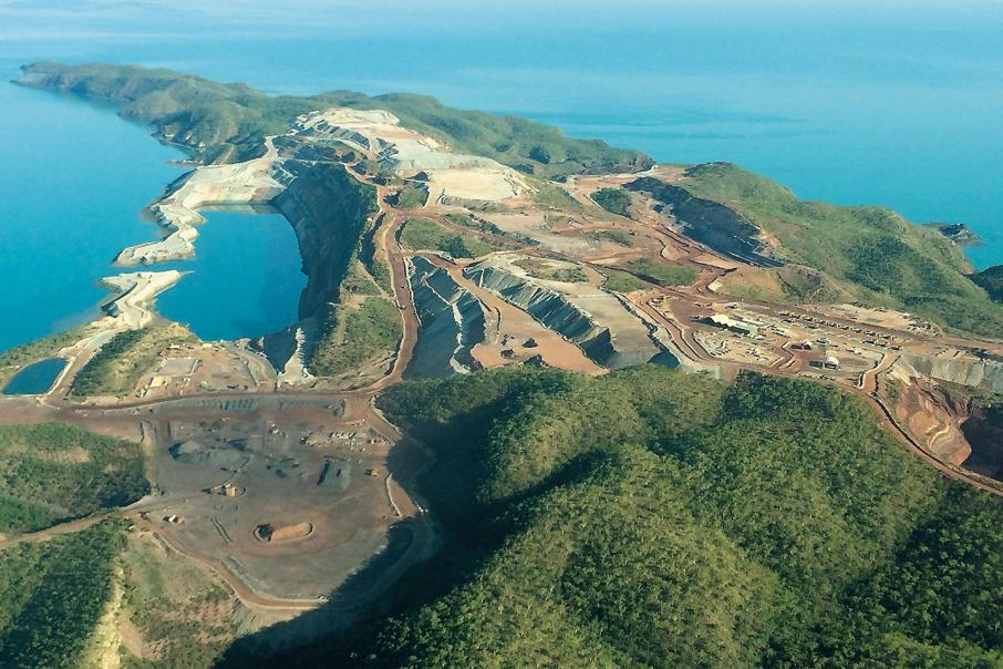 Iron ore survivors plan reset