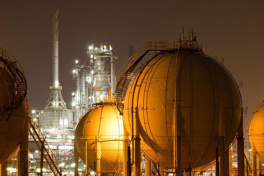 LNG exports up in June