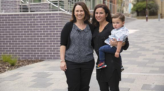 Motivated mums reset the mould