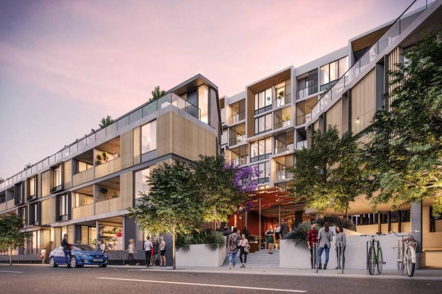 Georgiou wins $61m Freo build