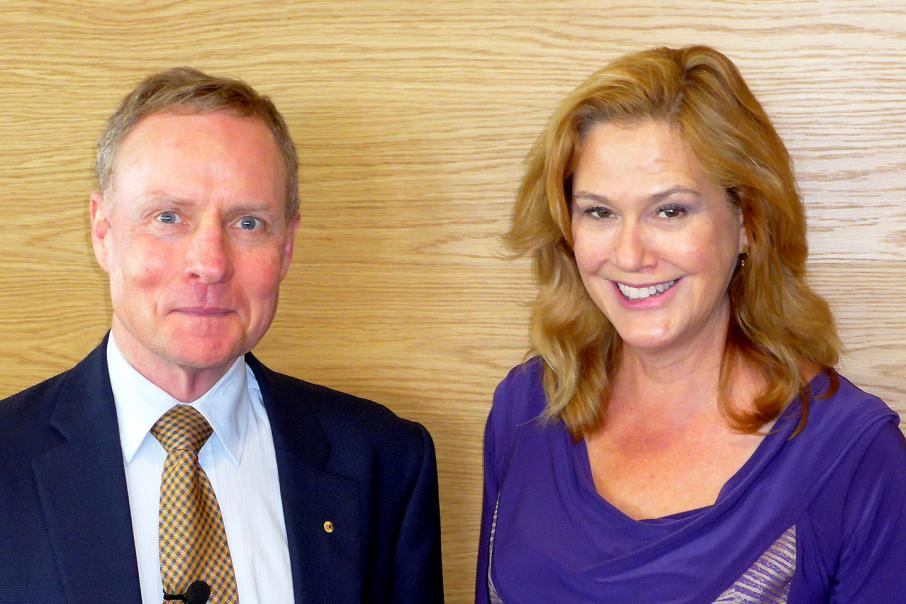 10 minutes on leadership with … David Morrison