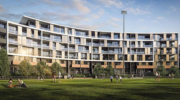 Mirvac changes tack on apartments