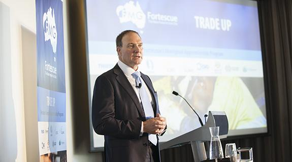Lower costs, debt at Fortescue